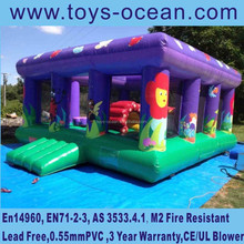 inflatable animal bouncer house ,air jumping bouncers for kids ,inflatable playground for sale