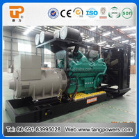 USA engine 1000 kva generator price container canopy