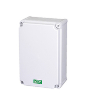 Outdoor Waterproof Electric Box ABS Plastic Material plastic Electric Meter Cover