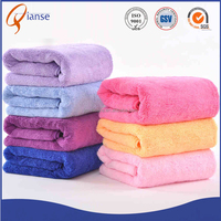 Turkish high quality bright colored cheap jacquard printed bamboo funny kids beach hotel 100% cotton microfiber baby bath towel