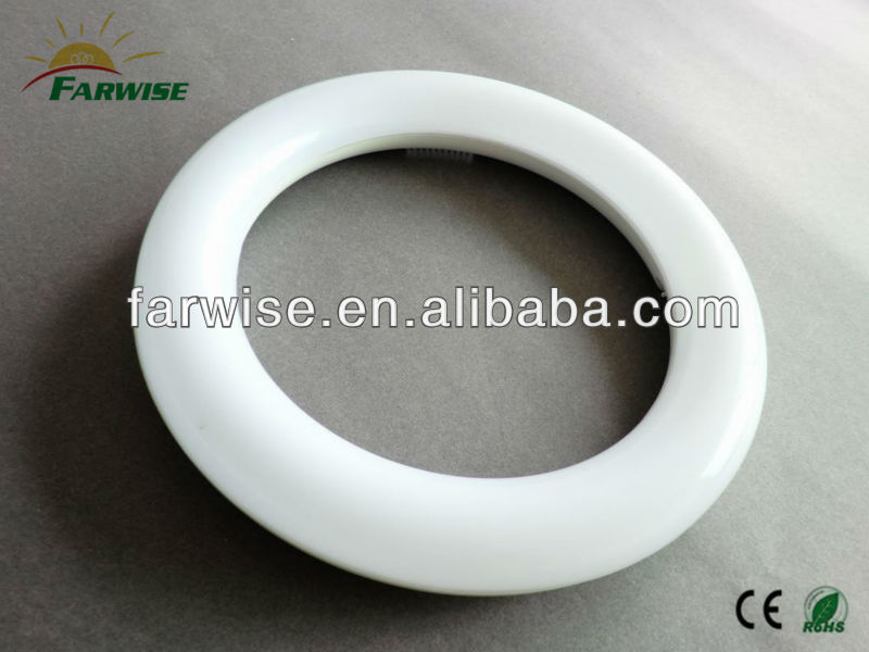 LED Ring / Round / Circle Tube House / Housing for 11W 205*30mm LED Lamp / Light