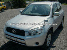 For sale japanese used cars toyota rav4 at export company in japan