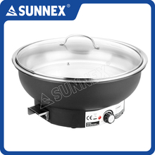 Sunnex New design food grade oval chafing dishes