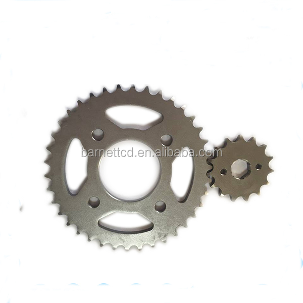 Sprocket Sets and Customed Gear for Motorcycle Chain China Manufacturers