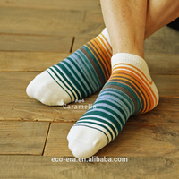 Custom Made Happy Socks 100% Cotton Men Fashion Socks Promotion