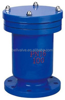 Single orifice cast iron screwed air valve