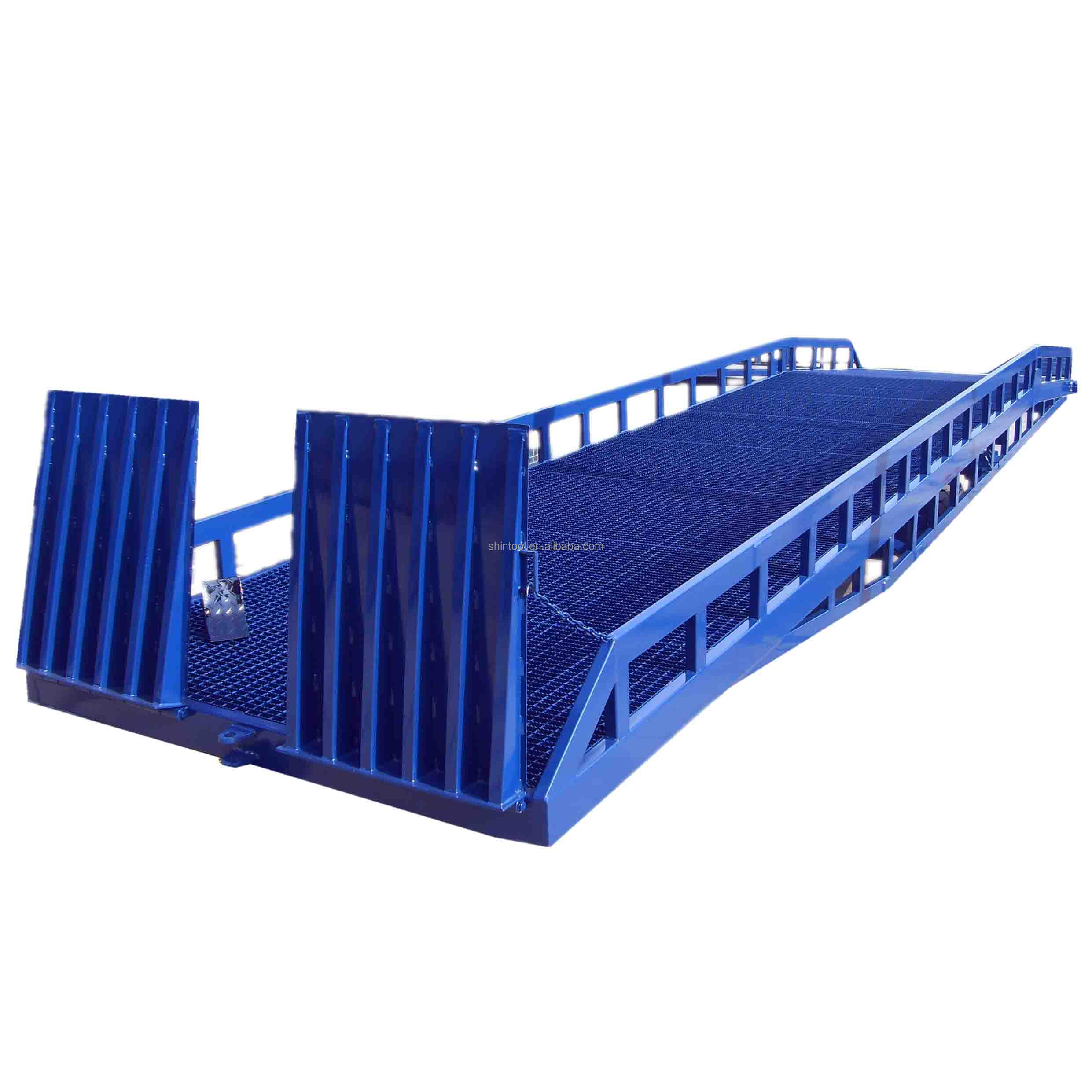 Ramps for sale! Hydraulic movable loading ramp/ container ramp