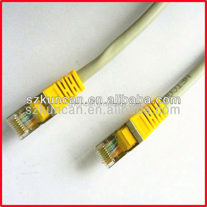 cat6 patch cord 2m 3m 5m power cable 24AWG 4 Pair