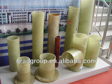 FRP fiber glass Pipe Fitting