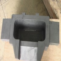 special-shaped graphite mould for gold melting