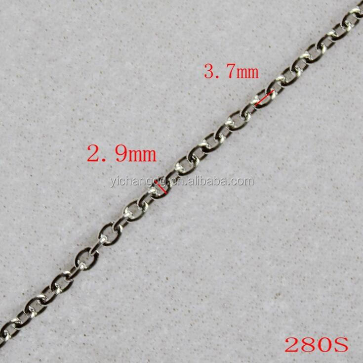 Galvanize Ordinary Mild Brass Link Chain With Diffrennt Size's Link Chain