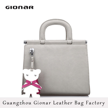 Trend Stylish Tote Cute Handbag PU Leather Cheap OEM/ODM Bag for Girl