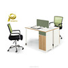 China manufaturer example of office furniture t shape melamine office desk