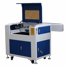 2017 hot sale mini laser logo cutter for garment pattern cutting and glass etching