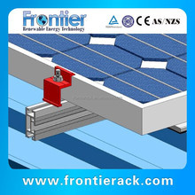 solar panel roof mount fixings