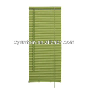 25mm PVC window blind