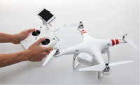 DJI Phantom 3 Standard RC Helicopter Drone RTF Quadcopter Drones with camera 2.7k