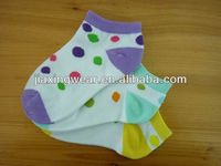 Anti-Bacterial cotton cell phone socks for footwear and promotiom,good quality fast delivery