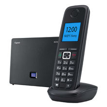 DECT Telephone with phonebook for 150 entries GIGASET A510 - Black color