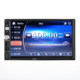 Factory wholesale 800*480 HD Touch Screen 7inch wince 6.0 car radio 2din support IOS and Android Mirror Link