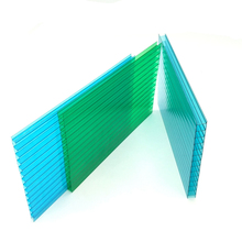 10mm policarbonato sheet polycarbonate hollow sheets plastic roof panels