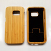 For samsung galaxy s7 edge bamboo case