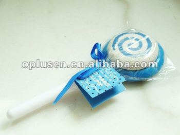 LOLLIPOP SHAPE FOOT PUMICE