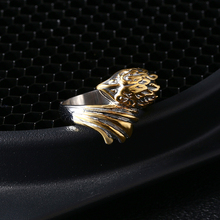 Hot Sale Wholesale Men Stainless Steel Custom Signet Ring