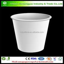Custom Printed Disposable Paper Tea With Milk Cup