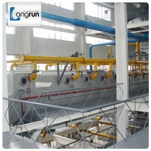 China factory price high technology soybean oil solvent extracting plant
