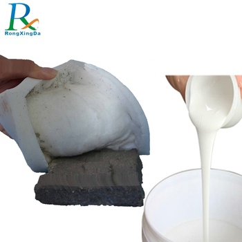High duplication times liquid silicone rubber for casting stone molds