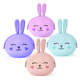 Silicone coin wallet waterproof money key bag/Silicone mini coin pocket animal shaped purse