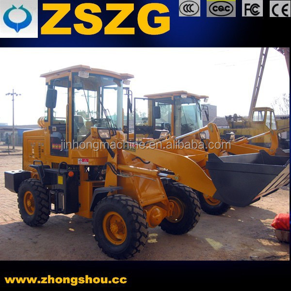 Efficient new front end loader 50 hp ZSZG zl-918 loaders for sale