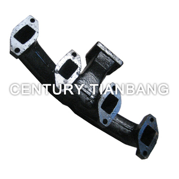 Best Seller Farm Tractor Lr4110 Exhaust Manifold Used For Lr4M3Z-23 Turbocharger