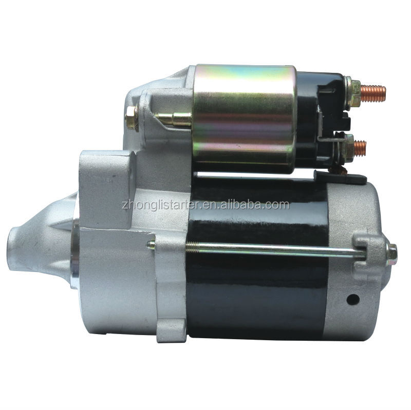 High quality rebuilt Auto starter motor for Chery QQ 0.8L 9T CW 12V 0.75KW