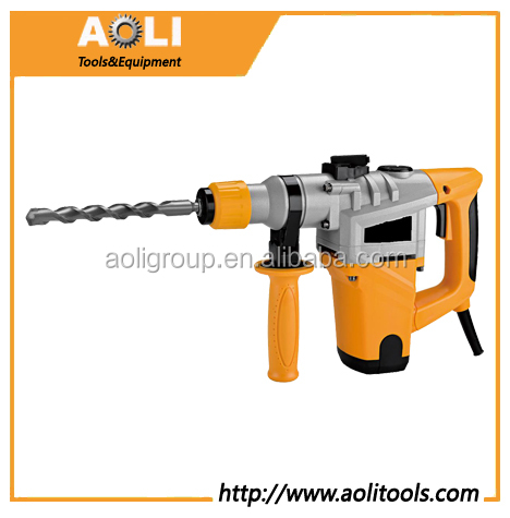 Industrial hammer Machine 900W 32mm Electric Hammer Drill