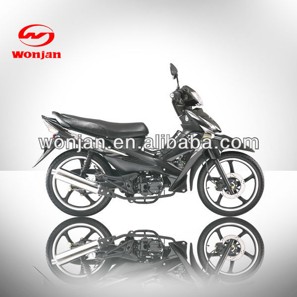 Chinese Latest 110cc Hot sale Cheap Mini Motorcycle(WJ110-V)