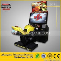 Indoor video lottery terminal arcade game machine motorcycle for sale