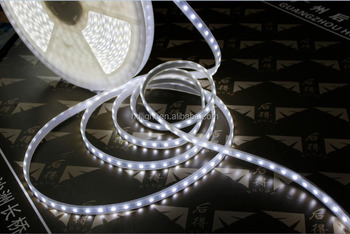 20meter /roll 5050 RGB /white led light strip ip67 waterproof DC24V led strip