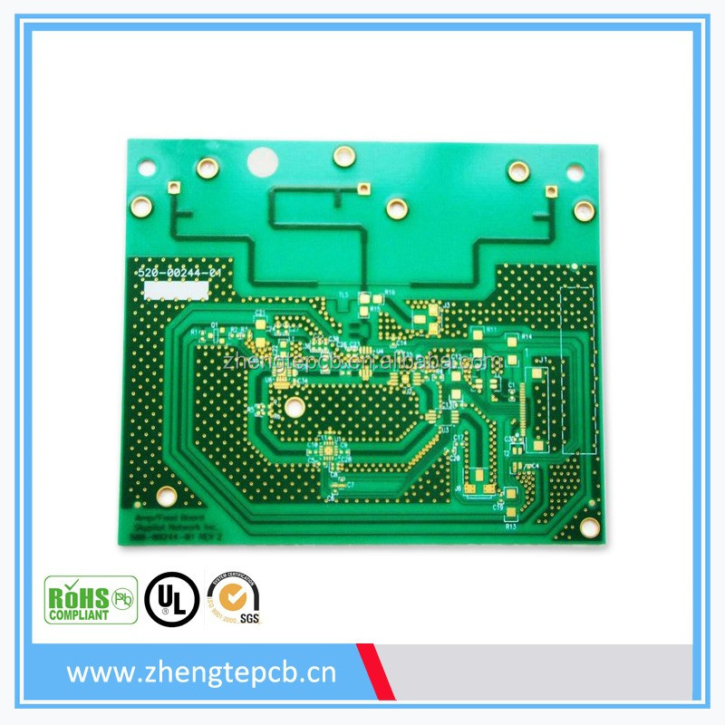 New Research multilayers pcb prototype service