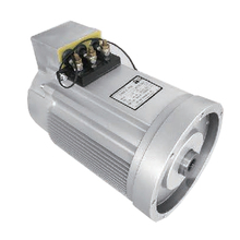 Asynchronous 4kW 48V 3 Phase Electric AC <strong>Motor</strong> for EV Golf Cart