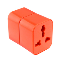 Colourful plug with socket type Residential Commercial application electrical travel charger