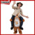 High Quality Kangroo Funny Mascot Costume Adult Carry me Costume