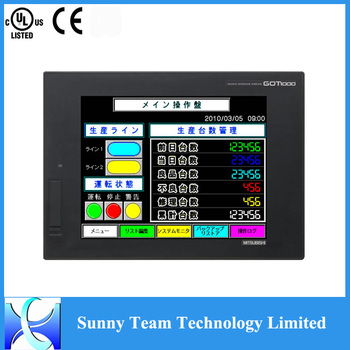 GT1672-VNBA color HMI touch screen display