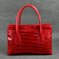 crocodile tote bag_ crocodile belly bag#luxury bag#croco bag#exotic bag