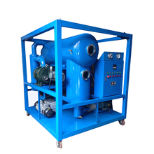 Used Cooking Oil Purification Machine, Oil Cleaning Treatment System