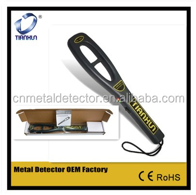 MD-1001B Hand Held Metal Detector Body Scanner Detector Equipment