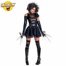 Black Edward Scissorhands Costumes from China