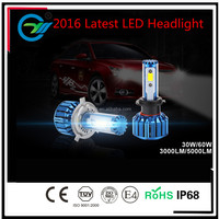 LED Car Headlight 60W COB 5000lm LED Auto Car Conversion Headlight H13