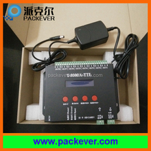 Digital SD card SPI programmable led controller T8000